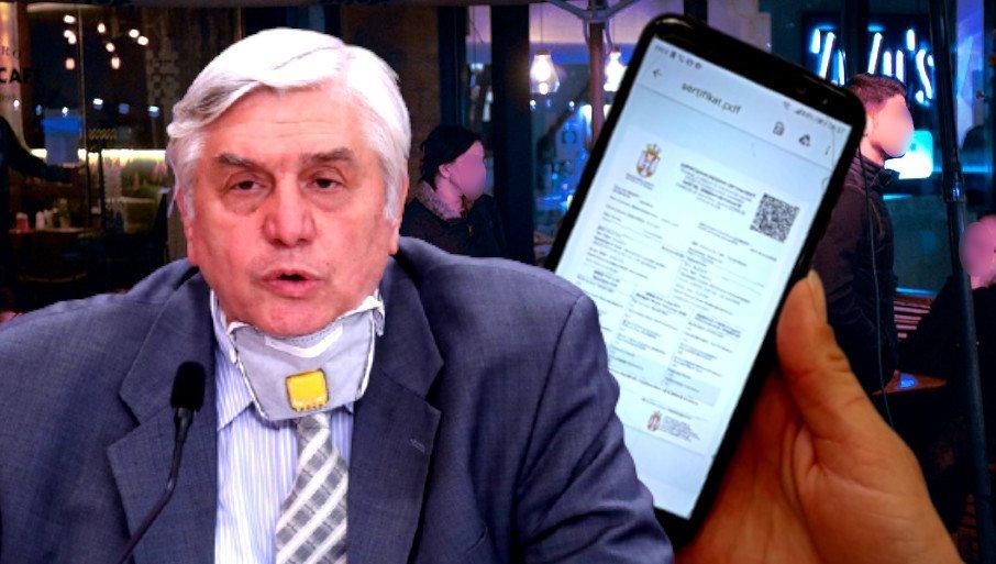 KOVID PROPUSNICE DA VAŽE 24 SATA! Dr Tiodorović objasnio predlog Kriznog štaba za škole, pričao i o raspustu