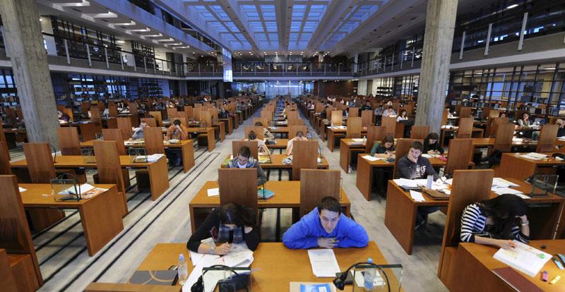 U Narodnoj biblioteci Srbije