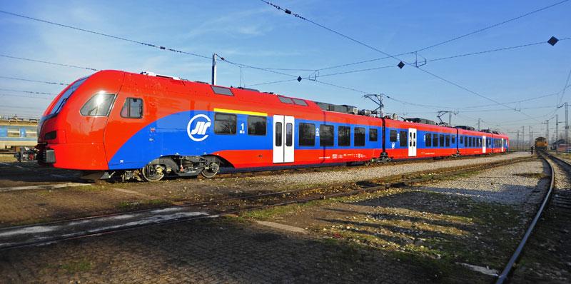 """""""Železnice Srbije"""" kasne sa uvođenjem novih švajcarskih elektromotornih vozova"""