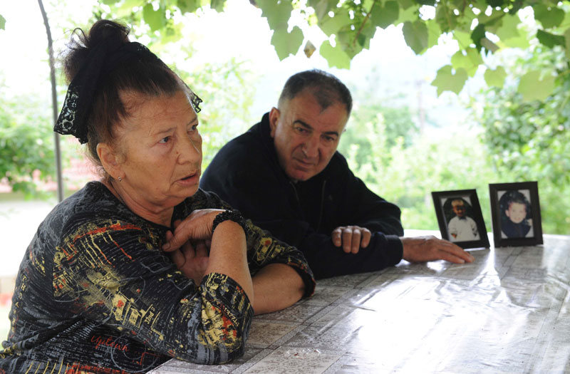 Милица и Томо Димитријевић              Фото Игор Маринковић