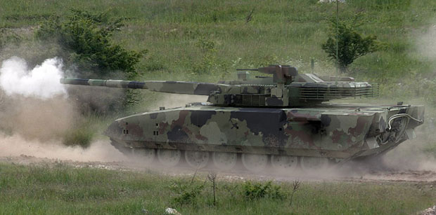 Serbian Defence Industry and Arms Exports Dru-A