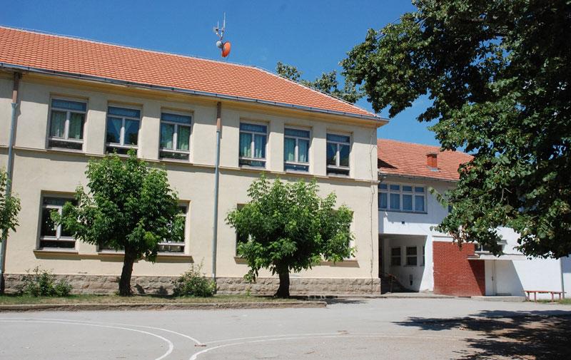 Основна школа у Великој Дренови