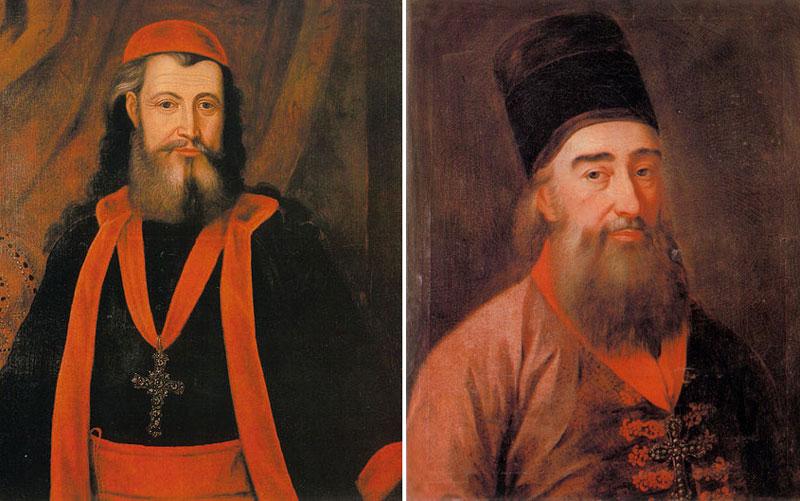 Митрополит Мојсије Петровић, Митрополит Павле Ненадовић