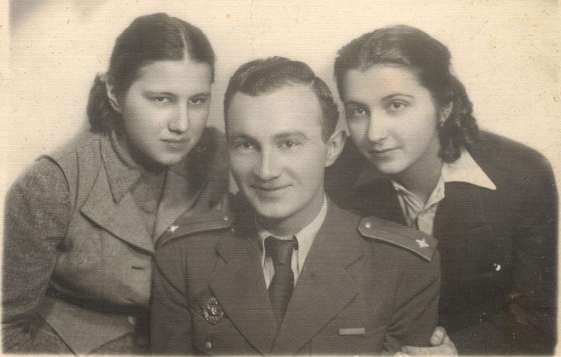 Даница, Боривоје и Слободанка, свако на свој начин, жртве Другог светског рата