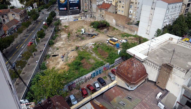 Ulica Kralja Milutina Beograd Mapa Superjoden