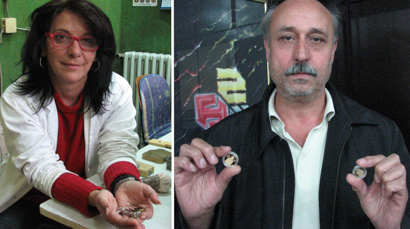 Снежана Јовановић, Никола Поповић