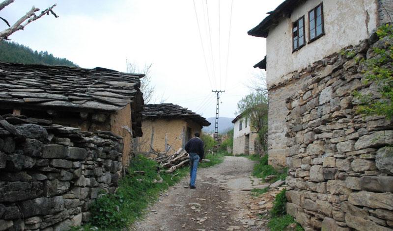 Све куће прављене од камена и због тога одолевају зубу времена
