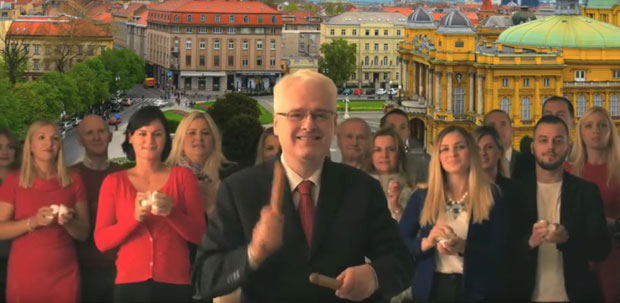 Промотивни спот Иве Јосиповића