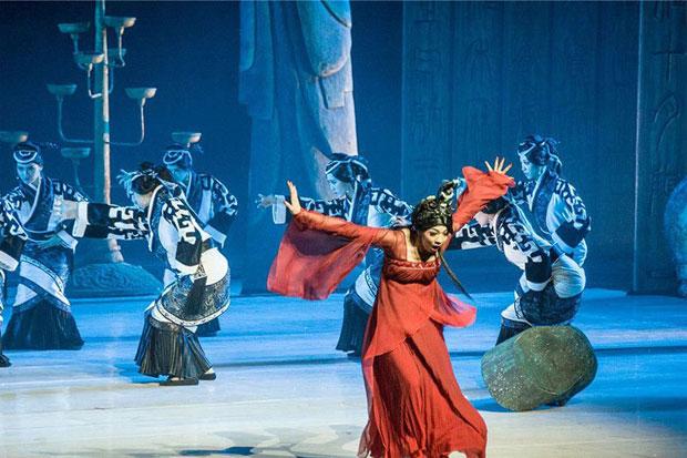 """Конфучијево путовање кроз свет"""" Кинеског националног плесног театра из Пекинга"""