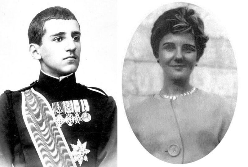 Александар из млађих дана, Јелена Јужениди