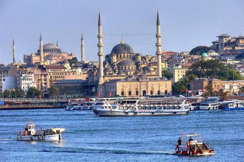 Истанбул, регрутни центар турских шпијуна