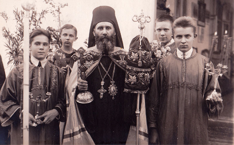 Епископ Иринеј Ћирић