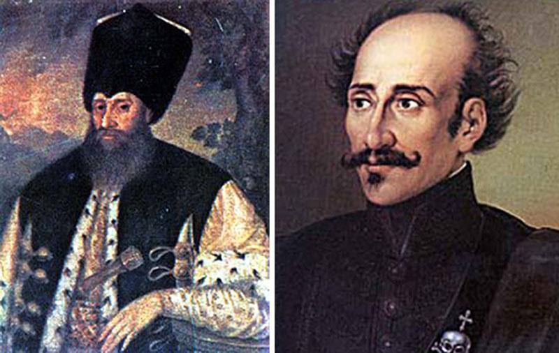 Александрос Ипсиланти, Константин Ипсиланти