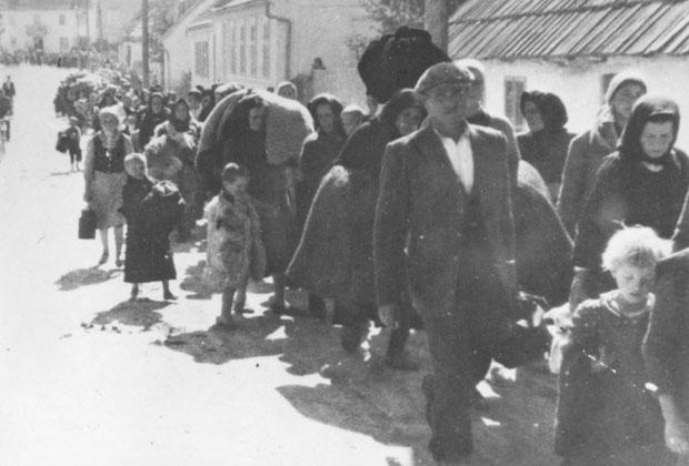 Избеглице из Хрватске спас су нашле у Недићевој Србији