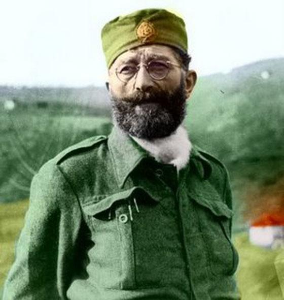 Генерал Драгољуб Михаиловић