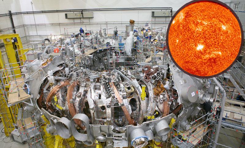 """Немачко постројење """"Венделштајн"""",  створена је фузија налик оној на Сунцу"""