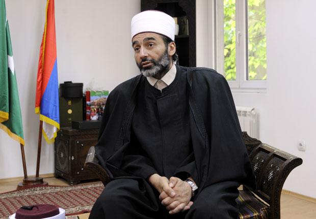 Mуфтија Мухамед Јусуфспахић