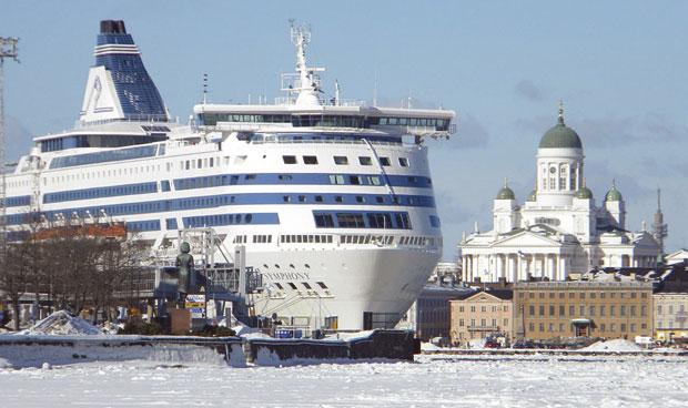 Велика лука усред Хелсинкија
