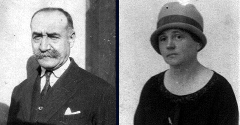 Грета Минх и Јулијус Минх
