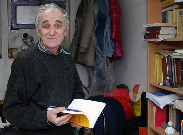 Професор Стојан Раденовић