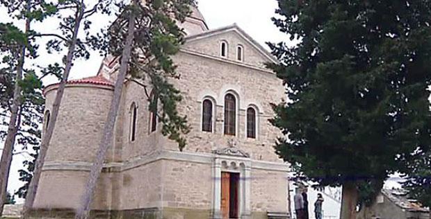 Црква светог Јована у Бенковцу