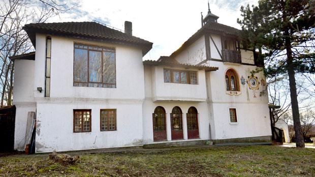 ДРАГОЦЕНО  Кућа Милића од Мачве,Фото В. Данилов