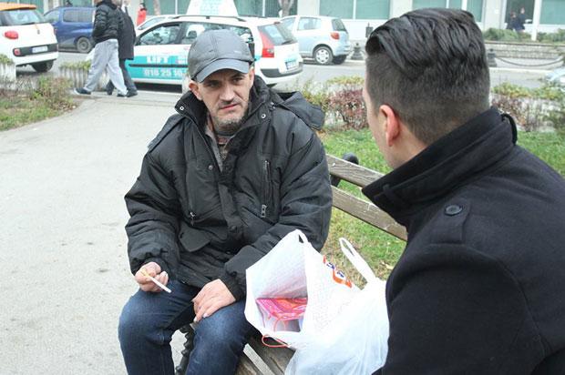 Братислав Стојковић у новој гардероби