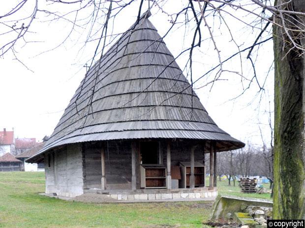 Црква у Вранићу,фото Субашић