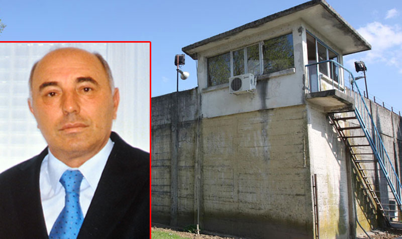 U spuški zatvor general Đukić je doveden posle privođenja 18. jula 2015. godine