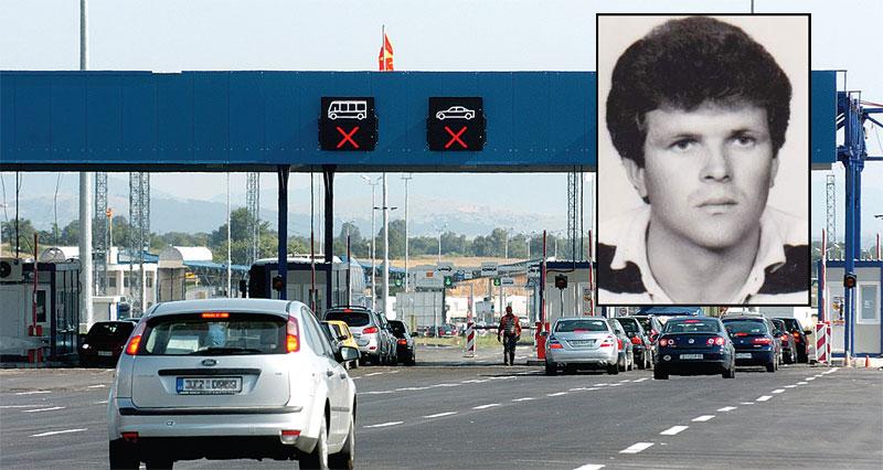 Последњи у низу приведених био је на граници између Србије и Македоније - Вељко Дујановић, Србин из Дарувара