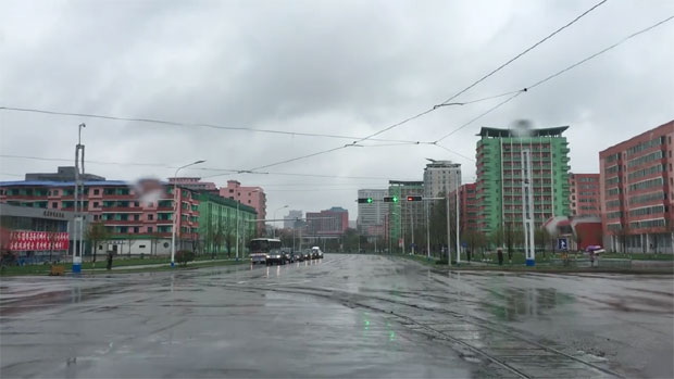 Rezultat slika za Dosad neviđeno: Finac objavio tajni snimak iz Pjongjanga, glavnog grada Sjeverne Koreje (video)