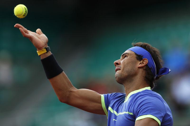 Rafael Nadal Foto: Tanjug/AP Photo/Petr David Josek