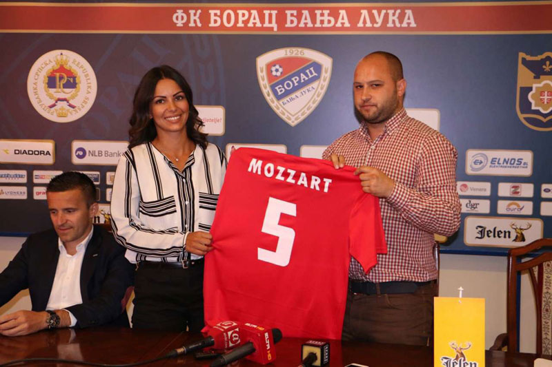 Mozzart Uz Velikana Iz Platonove Fudbal Novosti Rs