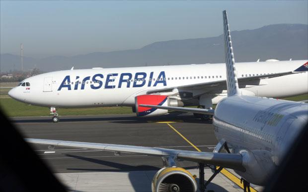 """""""Er Srbija"""": Svi putnici su zbrinuti"""