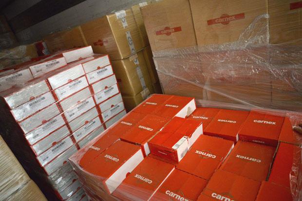 Kompanija Carnex donirala 6,5 tona proizvoda Banci hrane