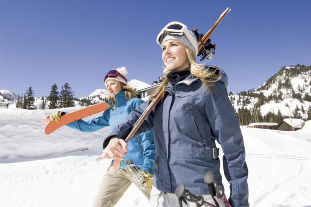 Skijanje za doček na poček