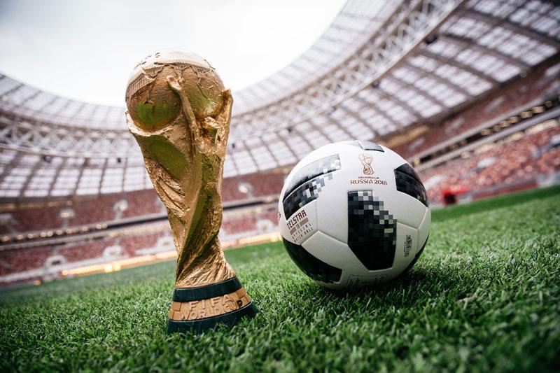 Predstavljena zvanična lopta Svetskog prvenstva | Fudbal | Novosti.rs
