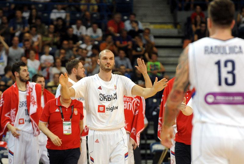 Košarkaši Srbije U Kvalifikacijama Za Sp Igraju Sa Austrijom