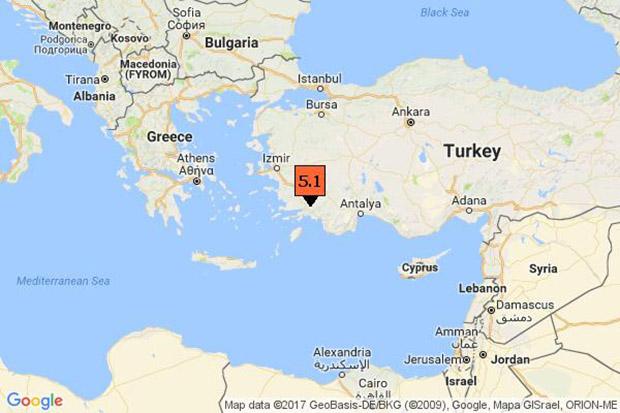 Jaci Zemljotres Pogodio Jugozapad Turske Svet Novosti Rs
