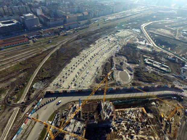 Novi Bulevar Kicma Beograda Na Vodi Beograd Novosti Rs