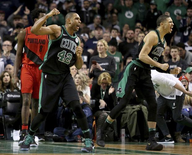 Al Horford  Foto: Tanjug/AP