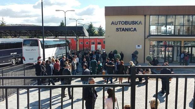 Uvedena Nova Autobuska Linija Osojane Kosovska Mitrovica