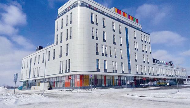Srbi izgradili bolnicu u Samari