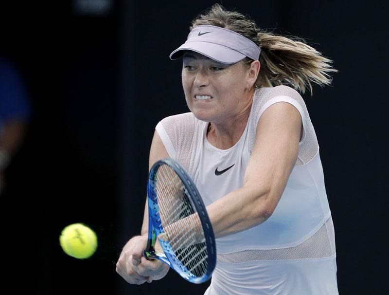 Тенис шарапова фото секс