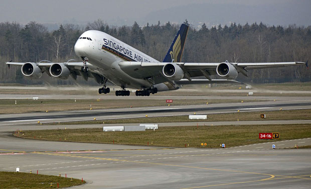 Ovo je najprometnija avio-linija na svetu!