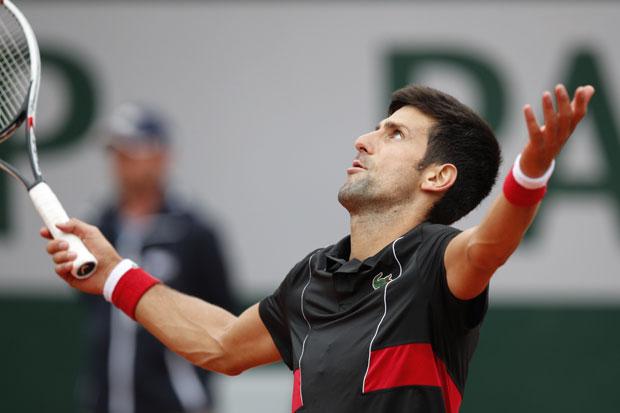 Novak Đoković Foto: Tanjug/AP Photo/Christophe Ena