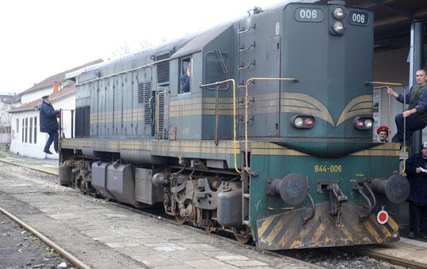 Rekonstrukcija pruge Novi Sad-Zrenjanin gotova do septembra