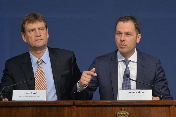 Srbija dogovorila novi aranžman sa MMF