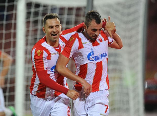 Kraj Crvena Zvezda Spartaks 20 Fudbal Novostirs