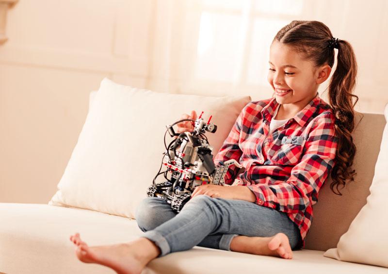 Roboti bi u budućnosti mogli da utiču na ponašanje dece
